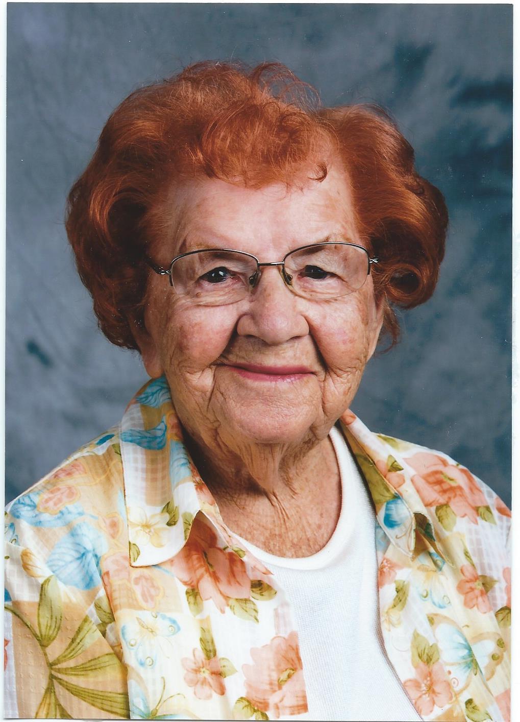 Agnes Tevlin