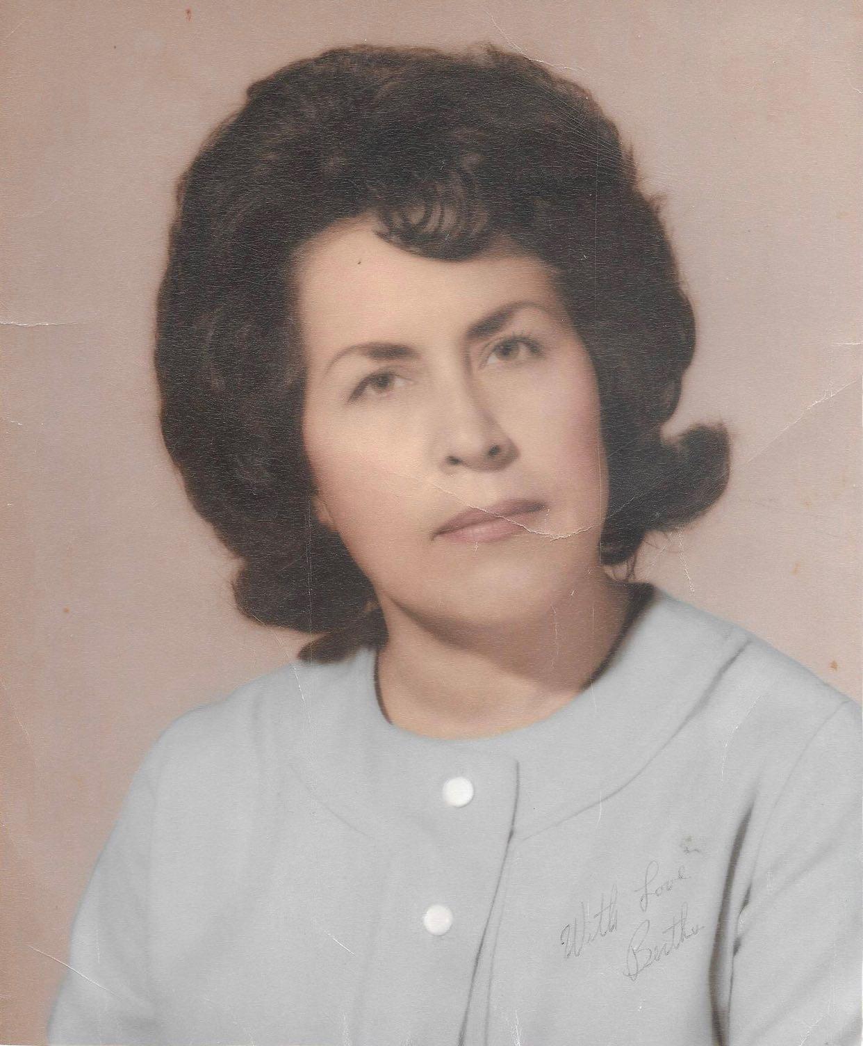 Bertha Padilla