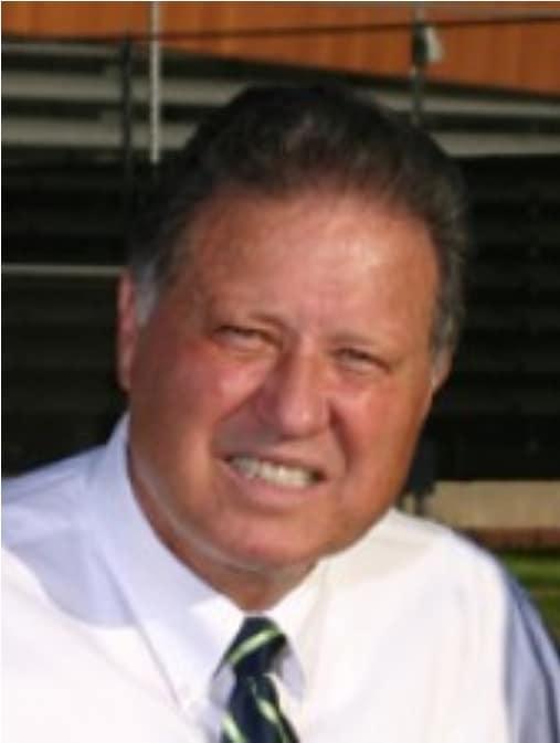 Coach Ken Giovando