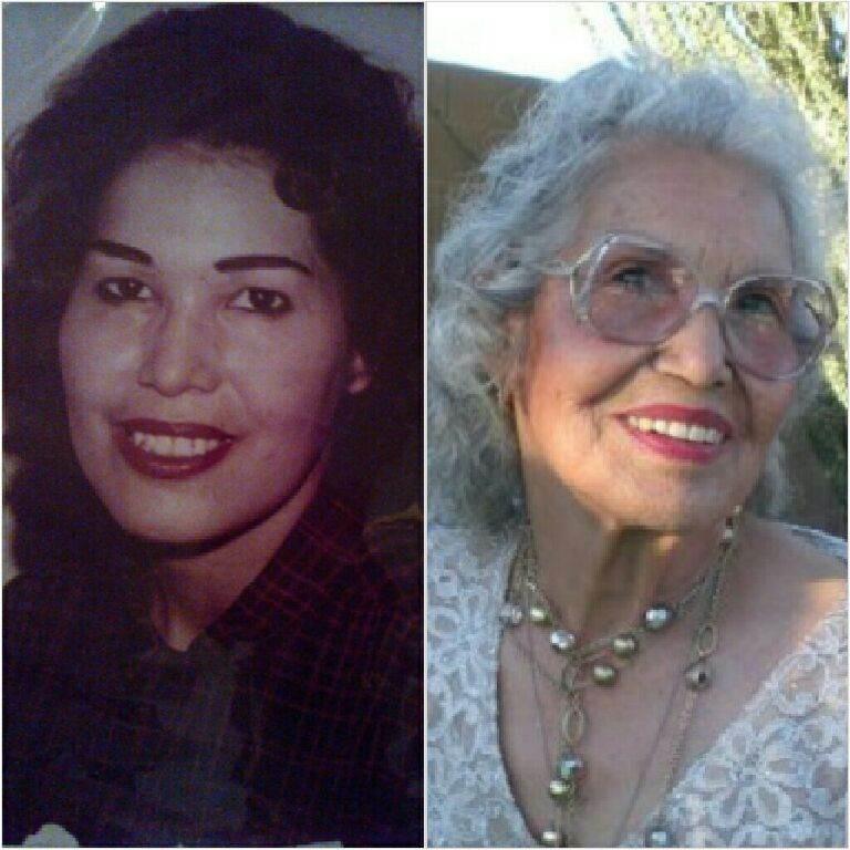 Consuelo Coronado obit and card photo