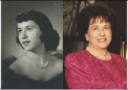 Dolores Sands both pics