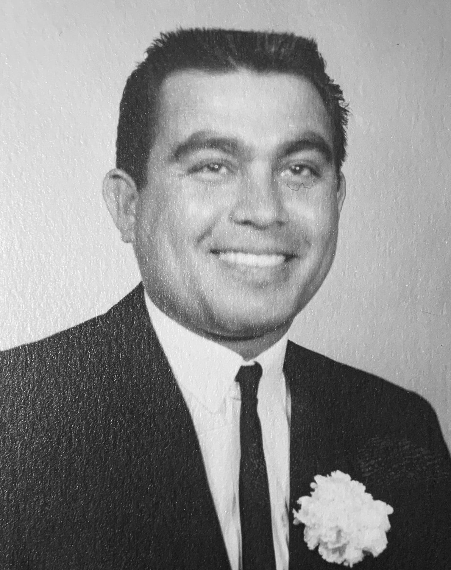 Frank Lujan Jrs Obituary Pic 2