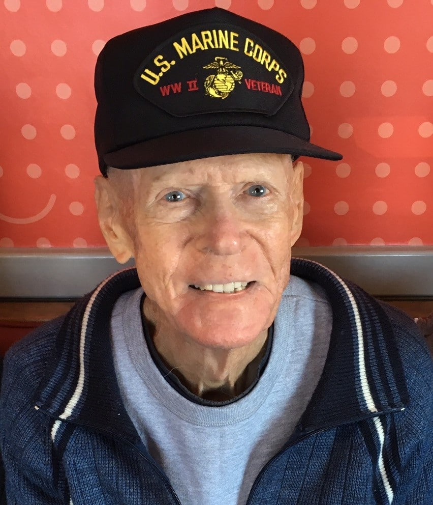 Joseph G. Krupa center with hat 2