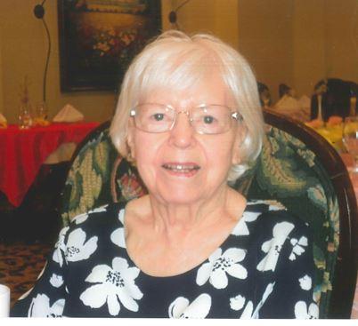 Mary Ann Eggleston