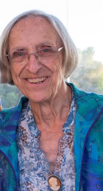 Mary Barham obit