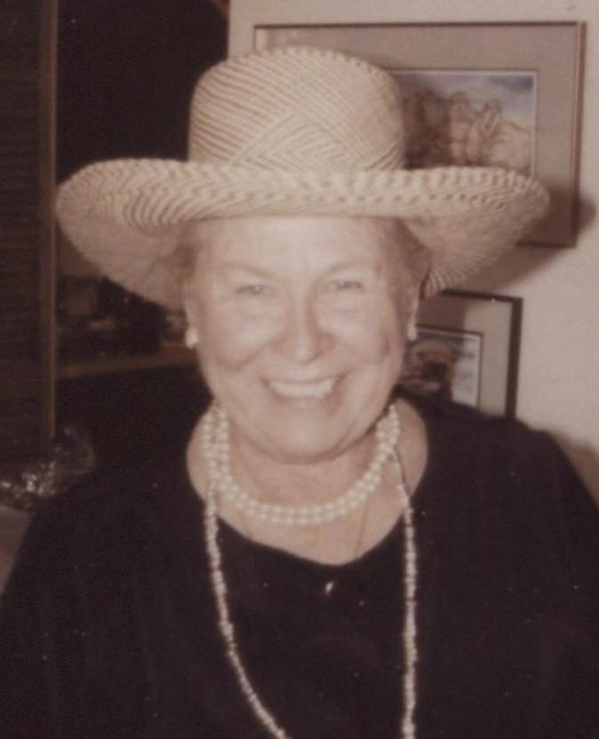 Mary Stroud