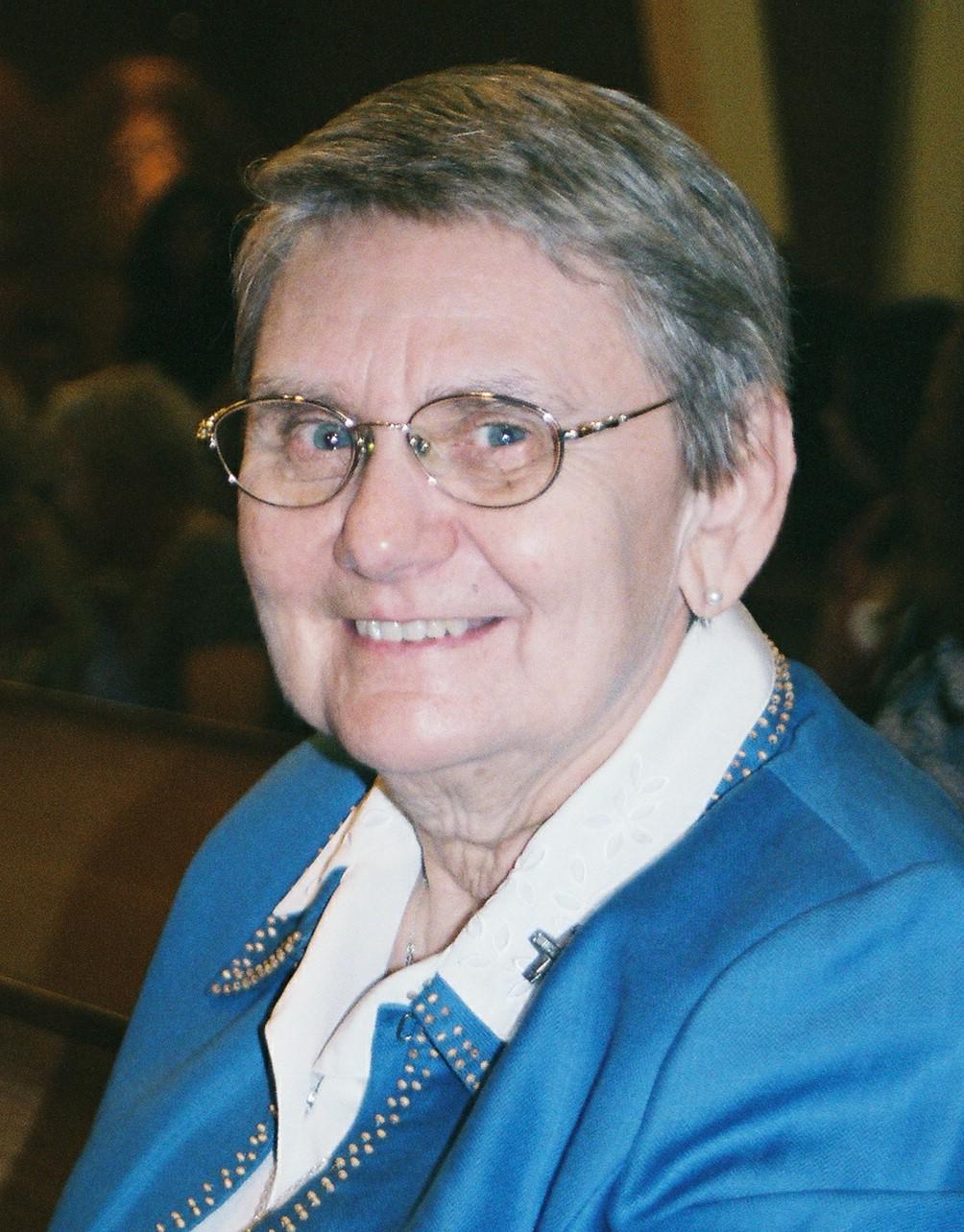 Sr. Gabrielle Marry I.B.V.M. 2